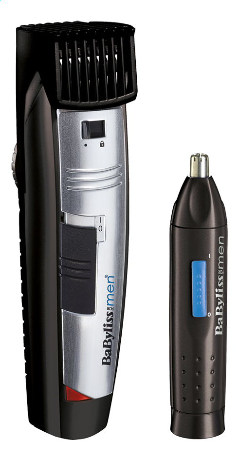 Afbeelding van BaByliss for men Baardtrimmer Style Edition E825PE from ColliShop