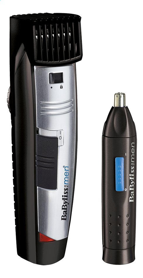 Image pour BaByliss for men Tondeuse à barbe Style Edition E825PE à partir de ColliShop