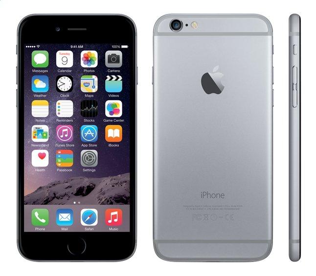 Afbeelding van Apple iPhone 6s Plus 64 GB spacegrijs from ColliShop