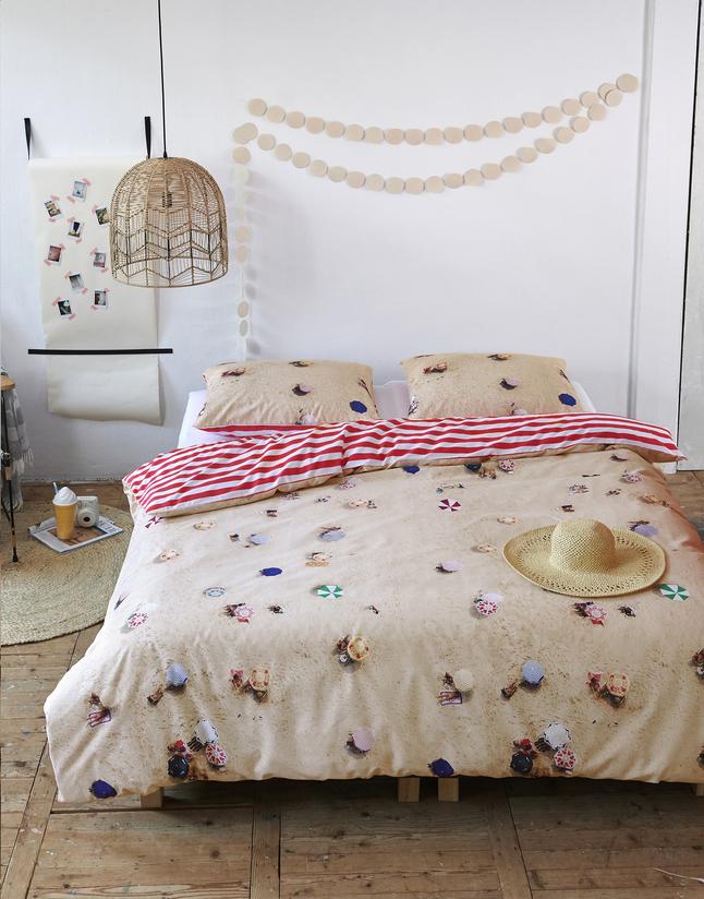 Afbeelding van Covers & Co Dekbedovertrek Cabana katoen 240 x 220 cm from ColliShop