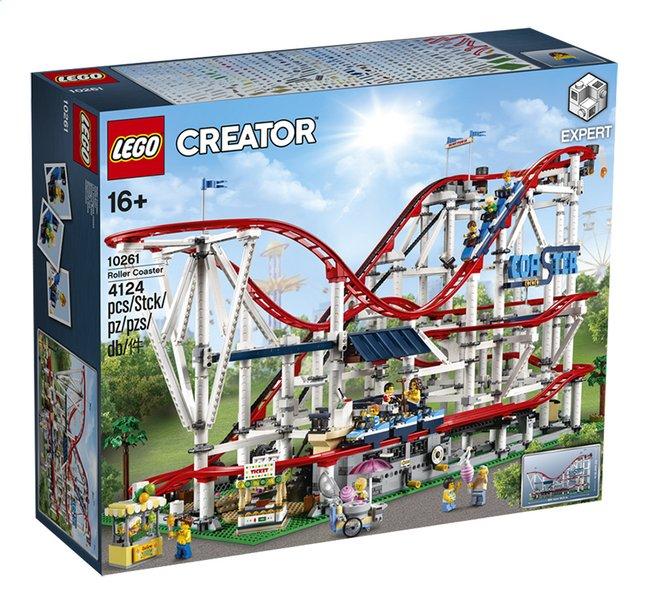Afbeelding van LEGO Creator Expert 10261 Achtbaan from ColliShop