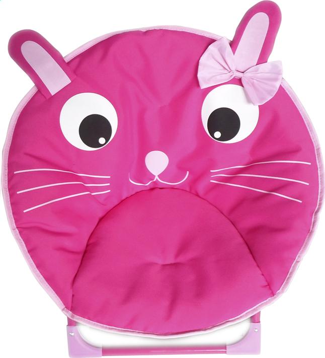 Image pour Siège lune pour enfants lapin à partir de ColliShop