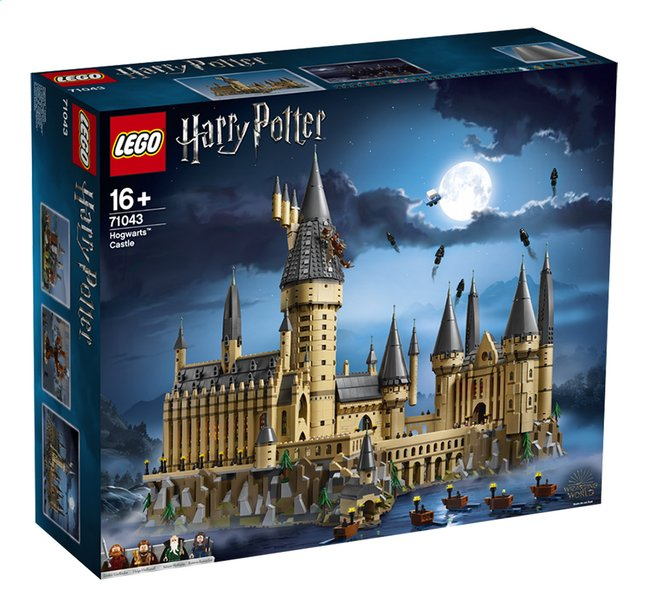Afbeelding van LEGO Harry Potter 71043 Kasteel Zweinstein from ColliShop