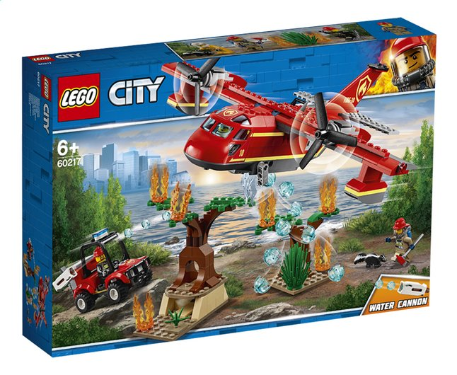 Lego 60217 Pompiers L'avion Des City WED92YHI