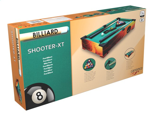 Image pour Carromco billard de table Shooter XT à partir de ColliShop