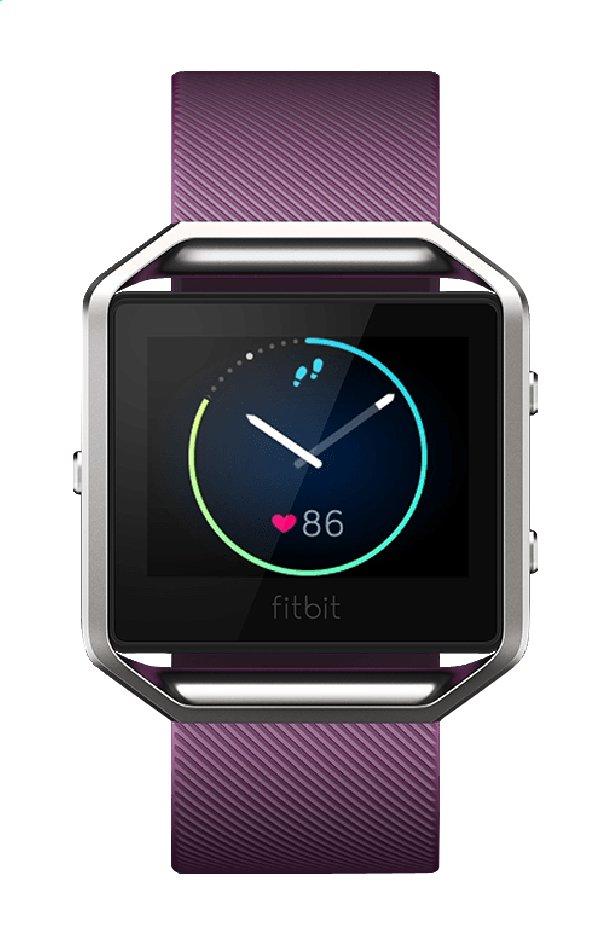 Afbeelding van Fitbit activiteitsmeter Blaze HR S paars from ColliShop