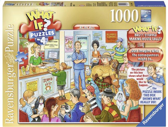 Image pour Ravensburger puzzle What if? n°4 Chez le vétérinaire à partir de ColliShop