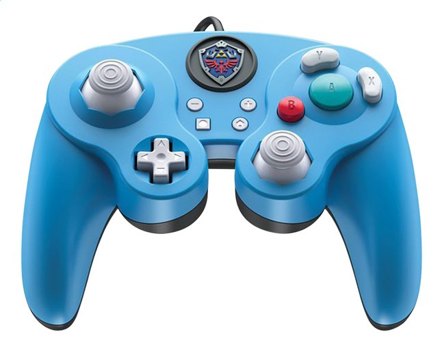Afbeelding van Nintendo Switch controller Smash Pad - Link from ColliShop