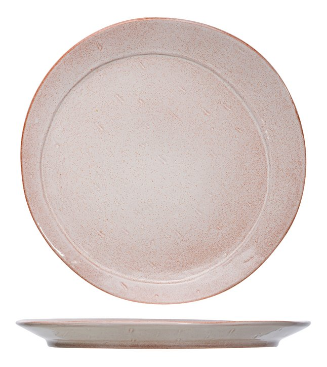 Cosy & Trendy 4 assiettes plates Eleonora Ø 27 cm