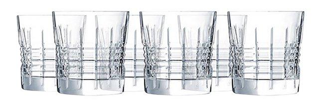 Afbeelding van Cristal d'Arques 6 waterglazen Rendez-vous 32 cl from ColliShop