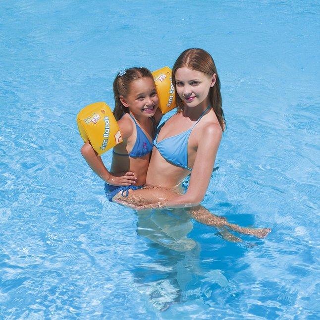 Image pour Brassards Premium Swim Safe à partir de ColliShop