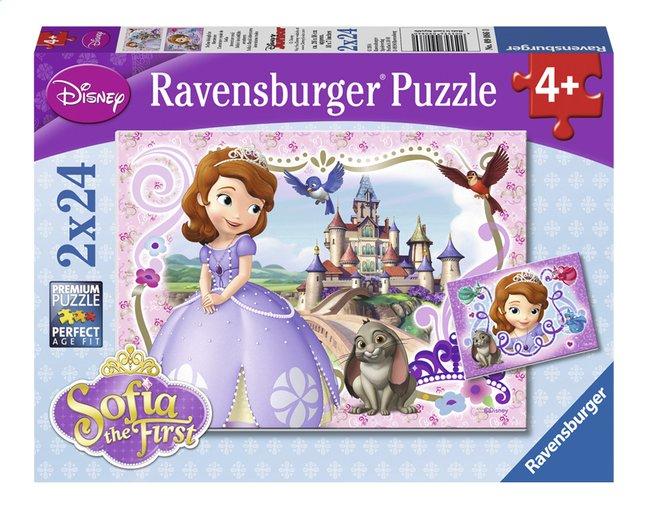 Image pour Ravensburger puzzle 2 en 1 Disney Princesse Sofia L'aventure de Sofia à partir de ColliShop