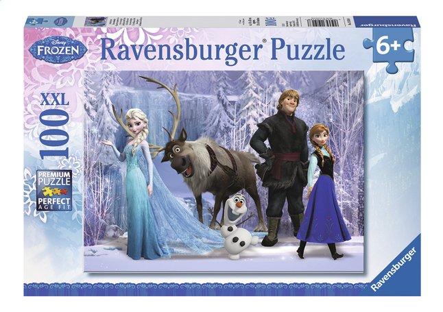 Afbeelding van Ravensburger XXL puzzel Disney Frozen In het rijk van de sneeuwkoningin from ColliShop