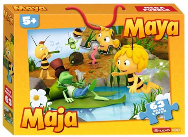 Afbeelding van Megavloerpuzzel Maya de Bij from ColliShop