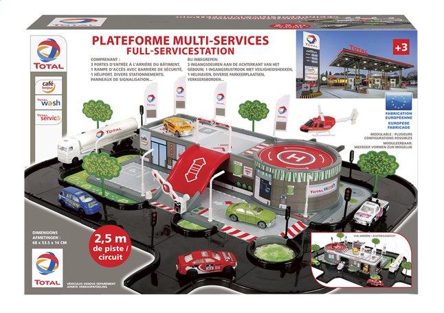 Garage total platform multiservices collishop for Garage a domicile 95