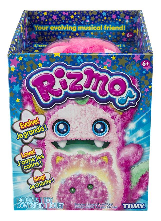 Image pour Tomy peluche interactive Rizmo Berry à partir de ColliShop