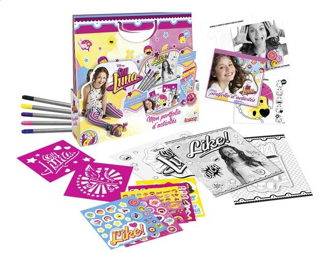 Image pour Lansay Disney Soy Luna Mon Portfolio d'activités à partir de ColliShop