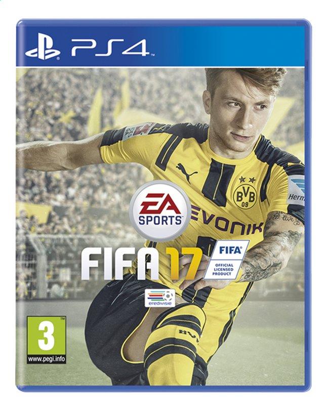 Image pour PS4 Fifa 17 FR/NL à partir de ColliShop