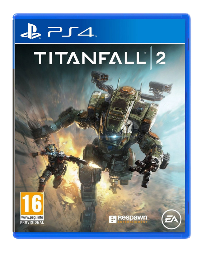 Afbeelding van PS4 Titanfall 2 ENG/FR from ColliShop