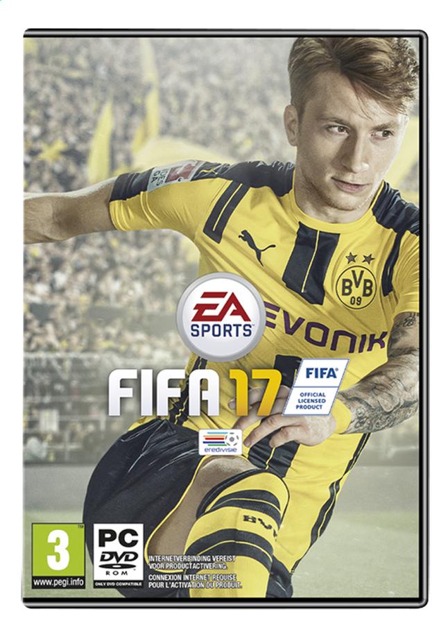 Afbeelding van PC Fifa 17 NL/FR from ColliShop