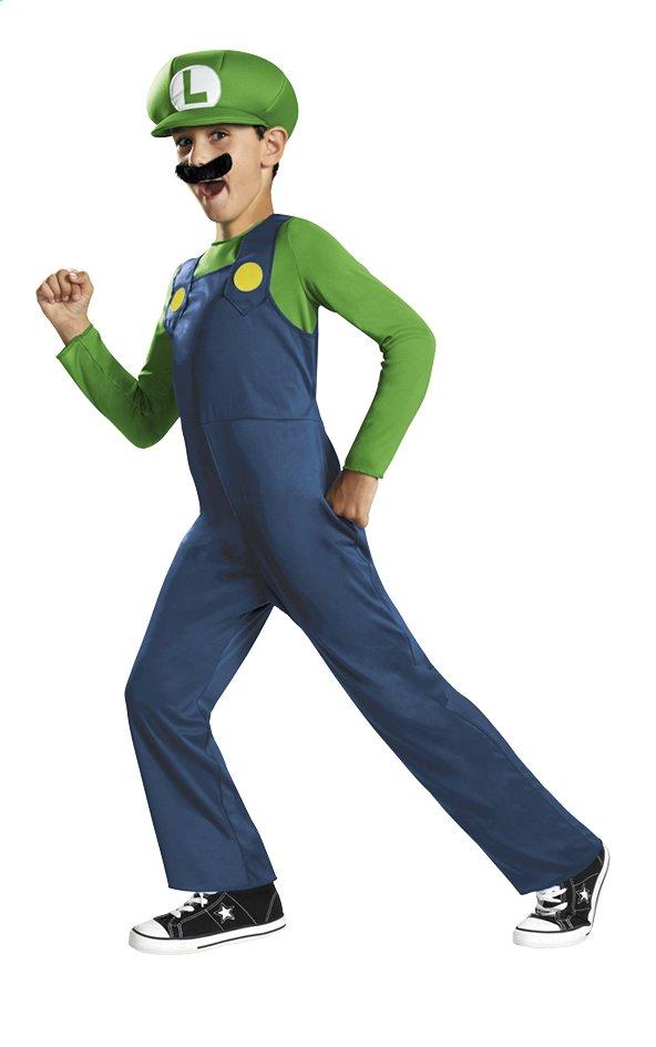 Afbeelding van Verkleedpak Luigi from ColliShop