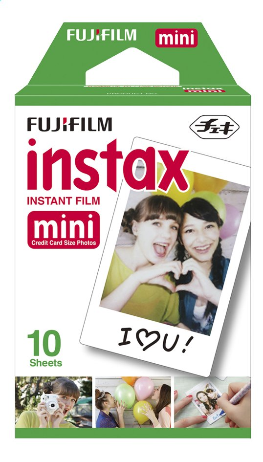 Afbeelding van Fujifilm Instax mini - 10 foto's from ColliShop