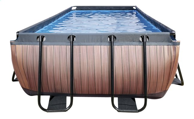 Image pour EXIT piscine Wood filtre à sable 5,40 x 2,50 m à partir de ColliShop