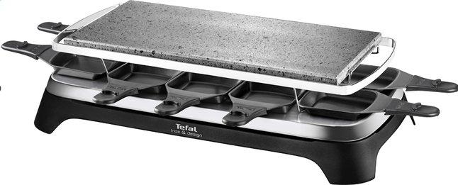 Image pour Tefal pierrade-raclette Smart PR4578 à partir de ColliShop