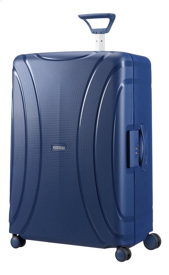 Image pour American Tourister Valise rigide Lock'N'Roll Spinner nocturne blue à partir de ColliShop