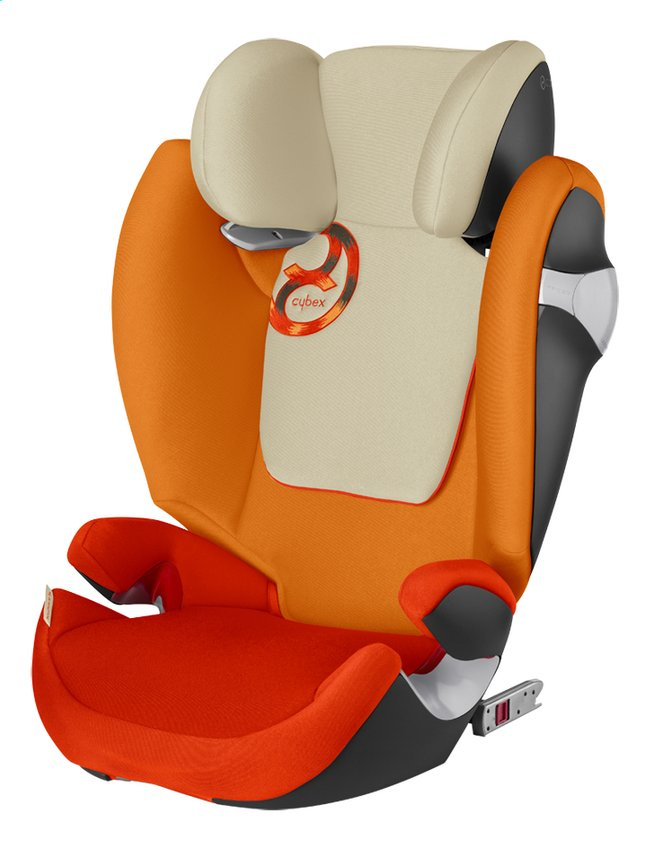 Afbeelding van Cybex Autostoel Solution M-Fix Groep 2/3 autumn gold from ColliShop