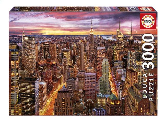 Image pour Educa Borras Puzzle Manhattan Skyline à partir de ColliShop
