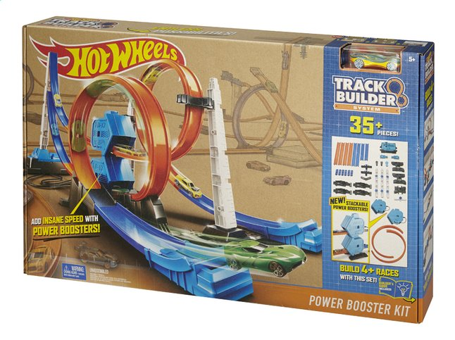Afbeelding van Speelset Hot Wheels Power booster kit from ColliShop