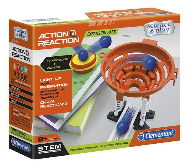 Afbeelding van Clementoni Wetenschap & Spel Actie & Reactie - Uitibreiding Trampoline from ColliShop