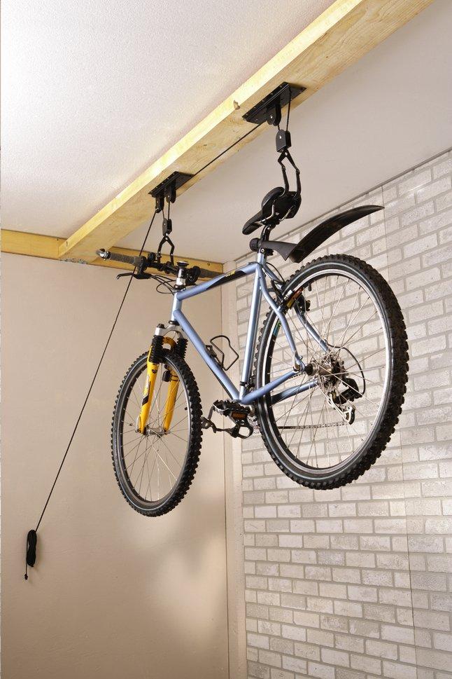 Image pour Mottez Système de suspension pour vélo à partir de ColliShop