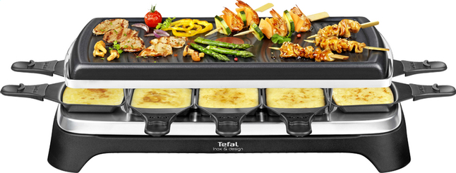 Tefal Grill-raclette Smart RE4588