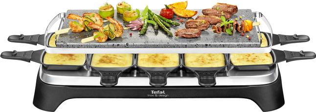 Tefal steengrill-raclette Smart PR4578