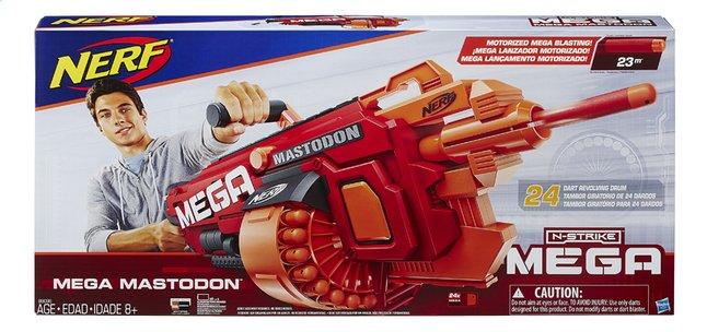 Image pour Nerf fusil Mega N-Strike Mega Mastodon à partir de ColliShop