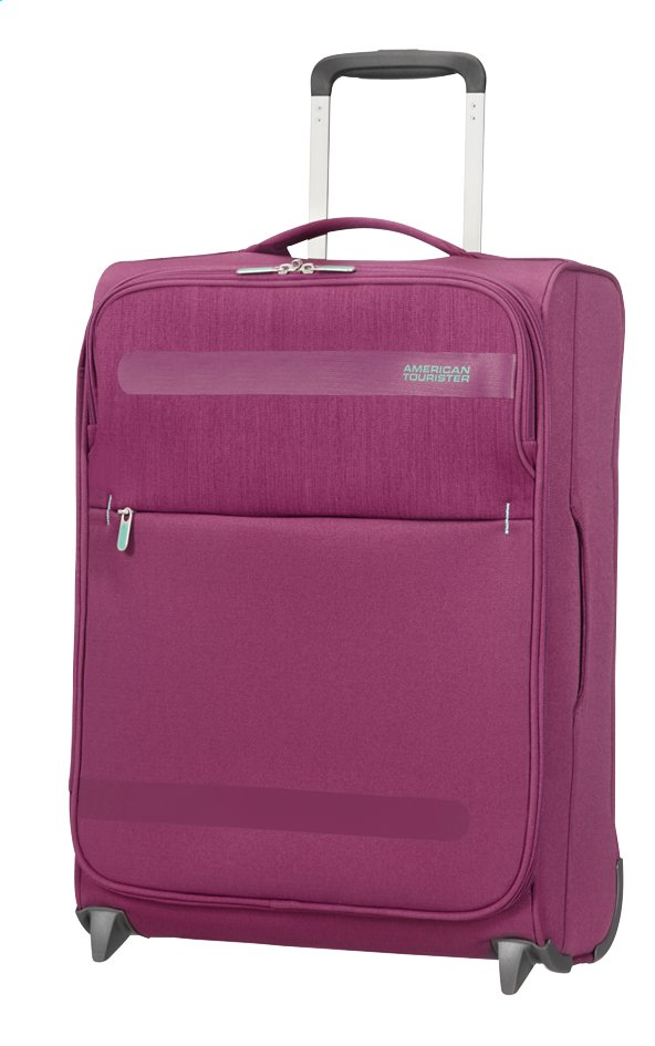 Image pour American Tourister Valise souple Herolite Lifestyle Upright pomegranate 55 cm à partir de ColliShop