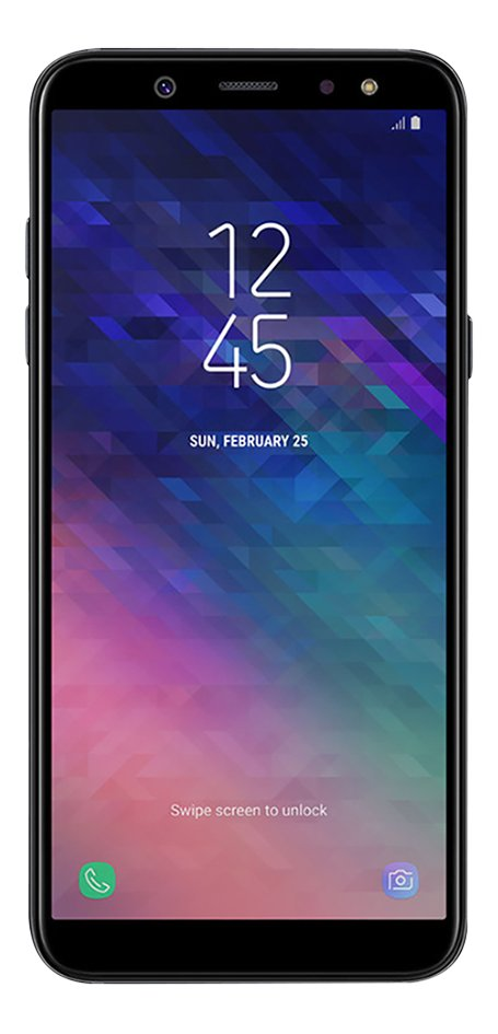Afbeelding van Samsung smartphone Galaxy A6+ 2018 Dual SIM zwart from ColliShop