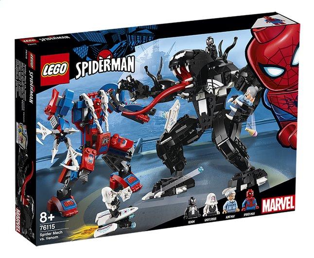 Afbeelding van LEGO Spider-Man 76115 Spider Mecha vs. Venom from ColliShop