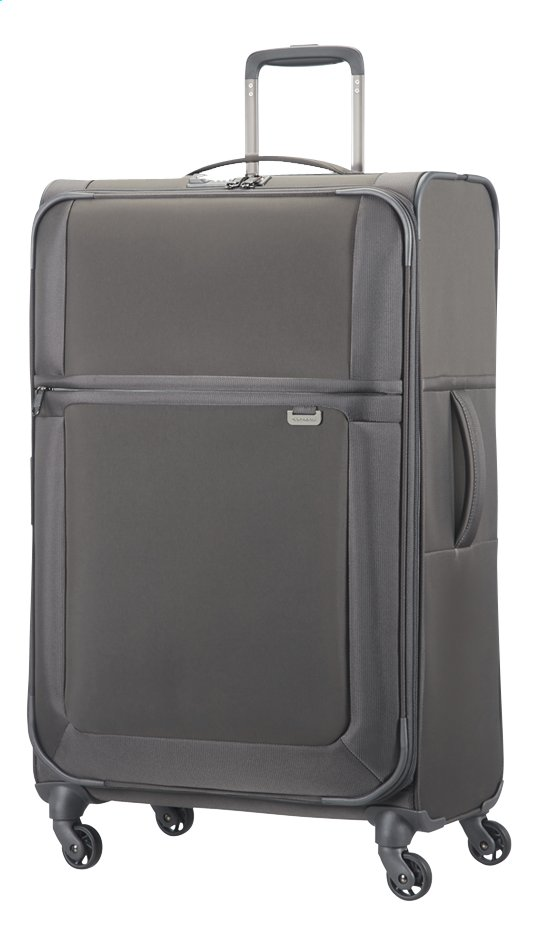 Image pour Samsonite Valise souple Uplite EXP Spinner grey 78 cm à partir de ColliShop