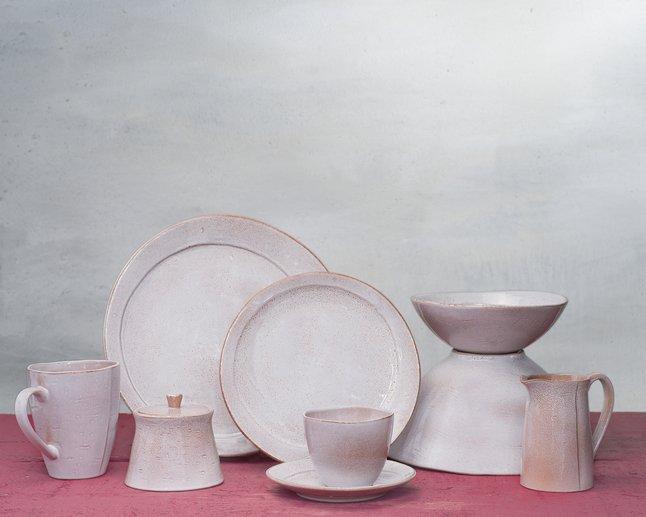 Image pour Cosy & Trendy 4 assiettes plates Eleonora Ø 27 cm à partir de ColliShop