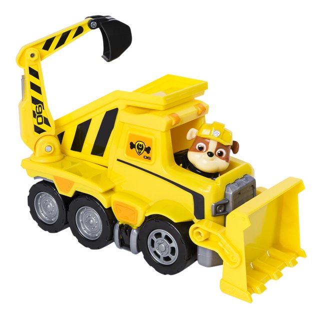 Afbeelding van PAW Patrol Ultimate Rescue Rubble Bulldozer from ColliShop