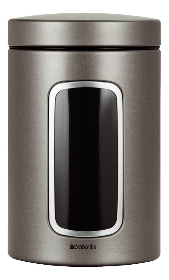 Afbeelding van Brabantia vensterbus 1,4 l platinum from ColliShop