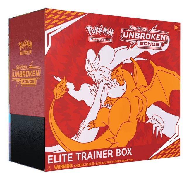 Afbeelding van Pokémon Trading Cards Sun & Moon 10 Elite Trainer Box from ColliShop