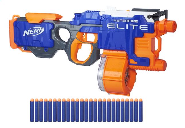 Image pour Nerf fusil Elite N-Strike Hyperfire à partir de ColliShop