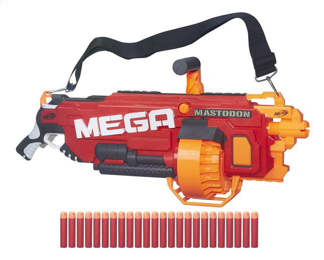 Afbeelding van Nerf blaster Mega N-Strike Mega Mastodon from ColliShop