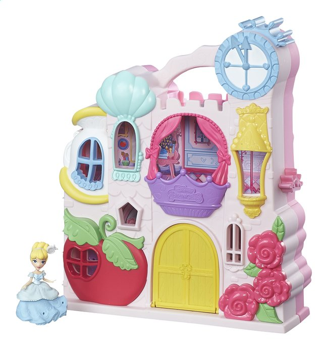 Afbeelding van Speelset Disney Princess little KinGdom Prinsessenkasteel from ColliShop