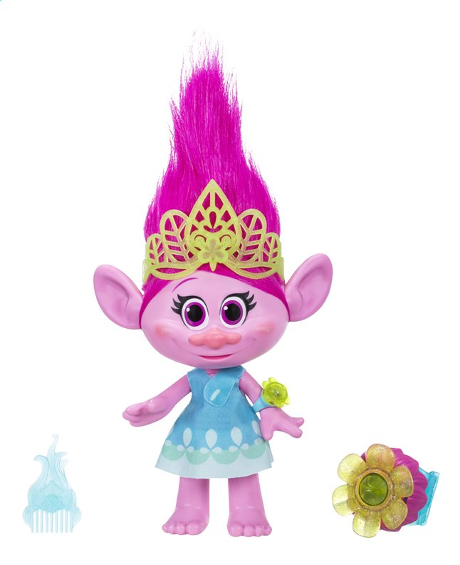 Afbeelding van Figurine Trolls Poppy Chantante FR from ColliShop