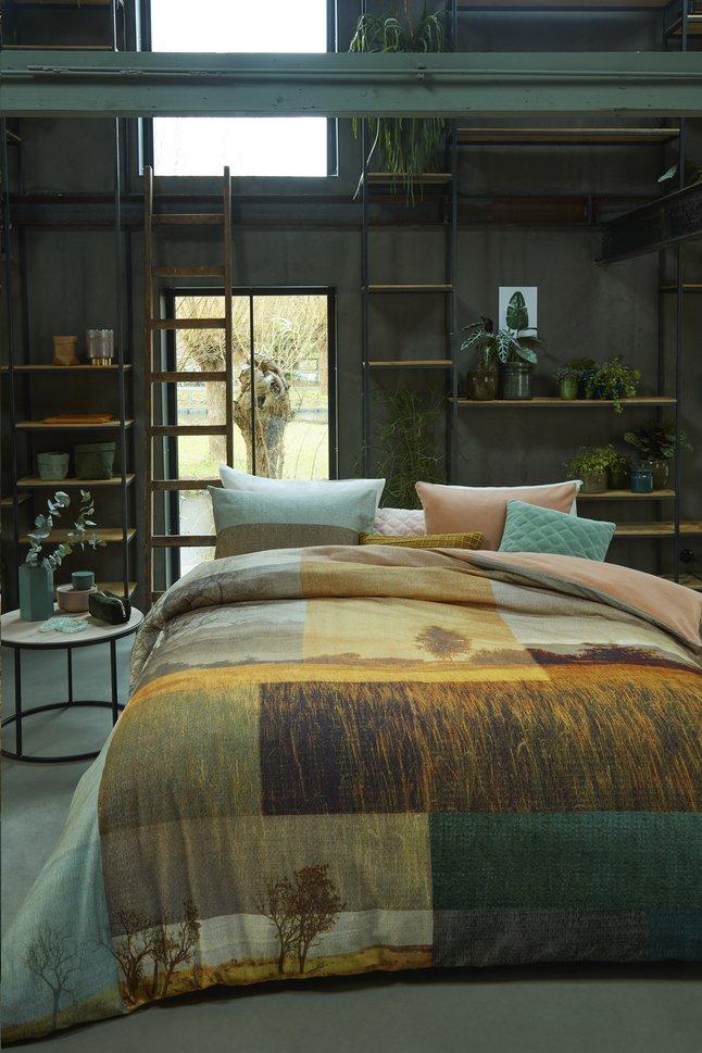 Image pour Beddinghouse Housse de couette Natureza flanelle 200 x 220 cm à partir de ColliShop